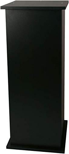 sera 32405 Unterschrank 100 cm mit Tür Black für Scaper Cube Aquarium