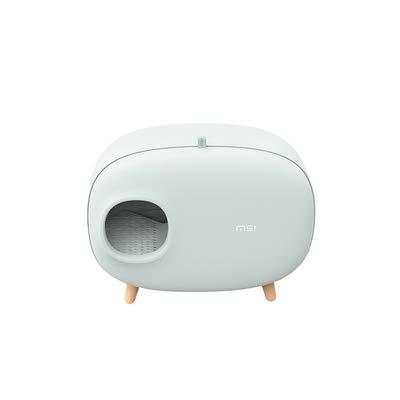 Makesure Katzentoilette, leicht zu reinigen, umweltfreundliches, sicheres Material
