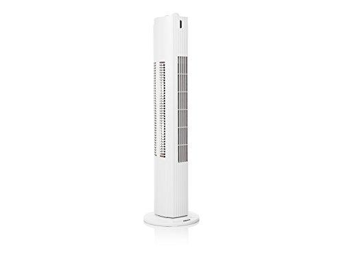 Tristar Turmventilator – 79 cm Hoch, Oszillierend, Timer-Funktion, 3 Luftstromeinstellungen, 35 Watt,...