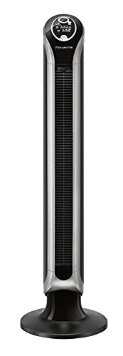 Rowenta Turmventilator VU6670 EOLE INFINITE | Timer | Auto- Modus | Fernbedienung | Auto-...