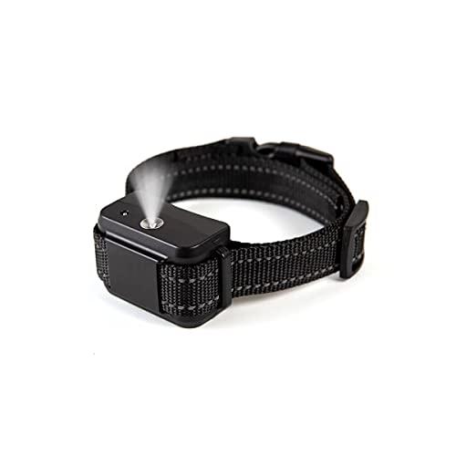 Bikirin Verbessertes Antibell Halsband, Anti-Bell-Hundehalsbänder mit Spray (USB Wiederaufladbares), No...
