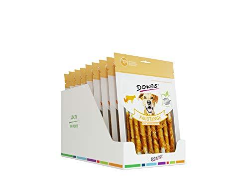DOKAS Kaustange – Getreidefreier Premium Kausnack für Hunde