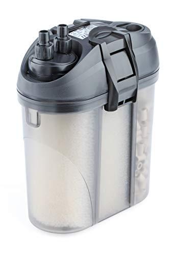 EDEN 57261 511 Außenfilter 11 W 600 l/h - Mit Regelheizer zur Filterung, Reinigung, Aufbereitung und...