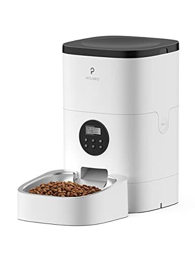 PETLIBRO Automatischer Futterautomat für Katze und Hund, 4L Automatischer Futterspender mit...