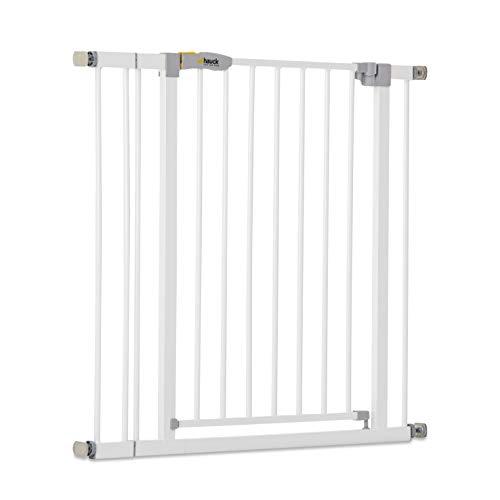 Hauck Türschutzgitter / Treppenschutzgitter für Kinder Open N Stop KD Safety Gate inkl. 9 cm...