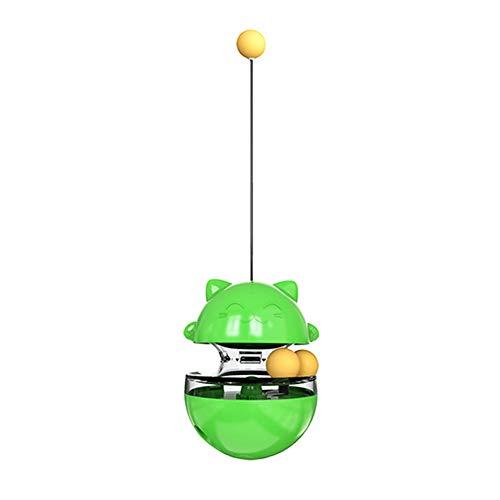 WESDOO Futterball für Hunde Hunde Kauspielzeug Hundebiss Spielzeug Kätzchen Spielzeug Welpe...