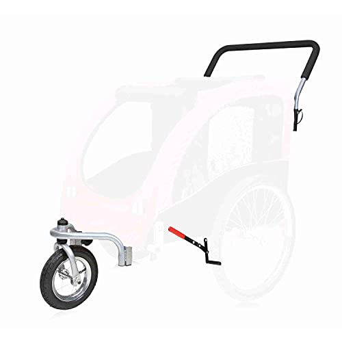 Trixie 12817 Jogger-Umbausatz für Fahrrad-Anhänger # 12816