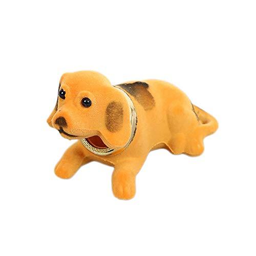 Autodekoration Auto-Verzierungen Automobil Armaturenbrett Spielzeug Kopf schüttelt Hund Puppe nette...