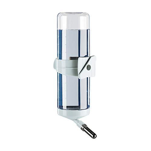 Ferplast 84663799 Nager-Trinkflasche Drinky FPI 4663, Befestigung am Gitter, Inhalt: 600 ml, farblich...