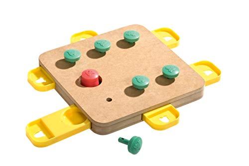 Karlie 1031722 Brain Train Cube L: 32 cm B: 32 cm H: 5 cm