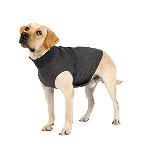 HelloCreate Hunde-Weste, atmungsaktiv, weich, zur Linderung von Angstzuständen, für kleine,...