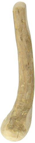 Chewies Kau-Knochen Hunde-Spielzeug aus Kaffeeholz, 100% natürliches Hundezubehör, Kauspielzeug Hund...