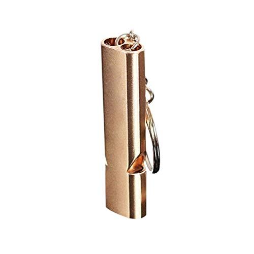 SLLX Hundepfeife □ Hundetrainings-Wear Whistle Zwei-Ton-Ultraschall-Flöte Schäferhund Hundetraining...
