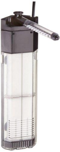 Dennerle Nano Eckfilter XL   Innenfilter für Aquarien von 30-60 Liter   Leistungsstark, leise & kompakt