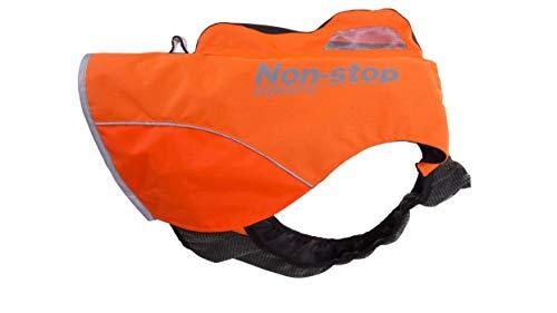 Non-Stop Dogware Hunde-Sicherheitsweste, Warnweste, Jagdweste Protector Vest (GPS-geeignet) (XS)