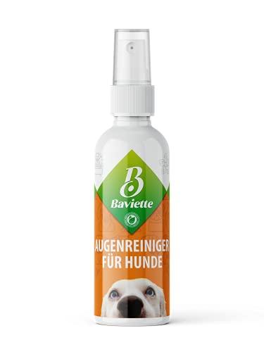 Baviette Augenreiniger für Hunde, Bio, Eco, Probiotisch