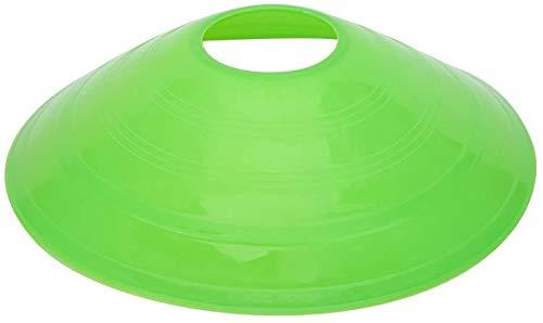zyh 10 Stück helle Farben Fußballtraining für Erwachsene Fußballtraining Kinder (gelb) PE Lightweight...