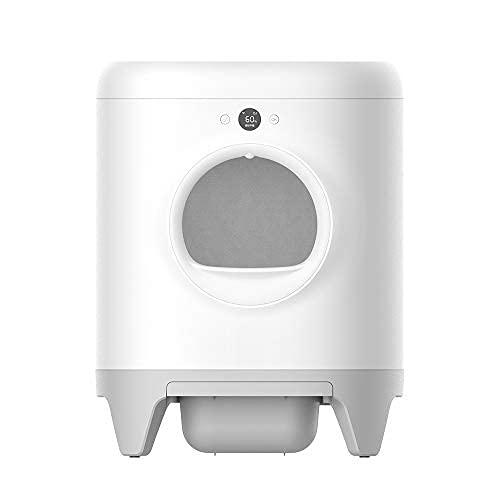 PETKIT Pura X Selbstreinigende Katzentoilette XSecure/Odor Removal/APP Control Automatische...