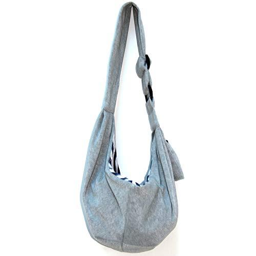 vitazoo Hundetragetasche, Tragebeutel für Hunde und Katzen, Haustier-Tragetasche, wendbar, reversibel,...