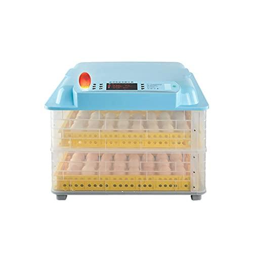 LRBBH EIR Inkubator Automatik 96 Plastikvogeleier Ente Hühnereier Schlupfmaschine Inkubator-Tablett mit...
