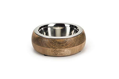 Karlie 653870 Designed by Lotte Holznapf Mandira 350 ml Durchmesser: 13.5 cm, braun, M