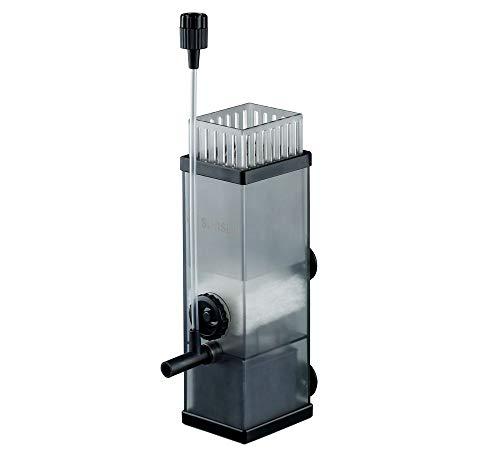 AquaOne Aquarium Skimmer JY 03 Oberflächenskimmer mit Pumpe I Oberflächenabsauger für Aquarien 300 L/h...