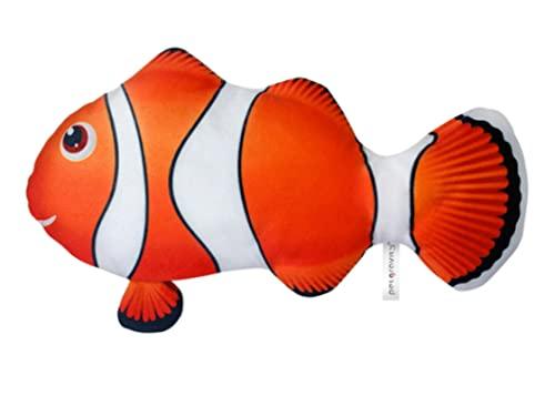 Dr&Phx Für Spielzeug Elektrische Bewegliche Fische Katzenspielzeug Interaktives Flopping Hummer...