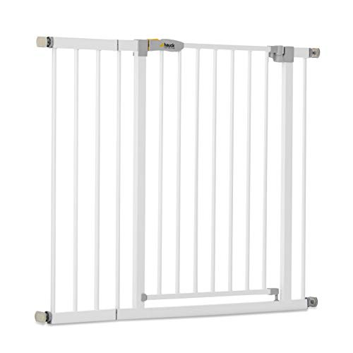 Hauck Open N Stop KD Türschutzgitter/Treppengitter, 96-101 cm, ohne Bohren/erweiterbar mit...