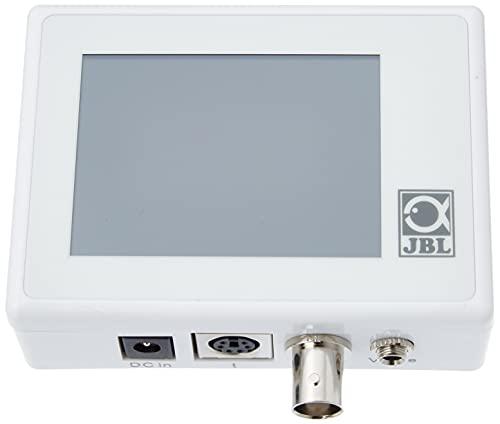 JBL ProFlora pH-Control Touch Mess- und Steuercomputer zur Kontrolle der CO2-/pH-Werte in Aquarien,...