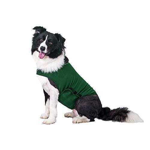TT.WALK Jakcet Beruhigungsweste für Hunde, weich, für Angstzustände, bequemes Donner-Shirt für Hunde...