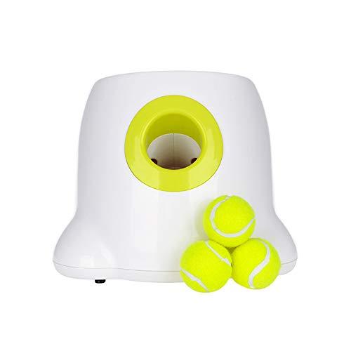 TTLIFE Hunde-Ballwerfer, 3 Stück, automatischer Ballwerfer, interaktives Spielzeug für kleine Hunde,...