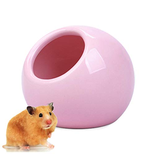hamsterkäfig Glas hasenhaus Zwerg Hamster käfig Gerbil Spielzeug Hamster Spielzeug Guinea Pig Haus...