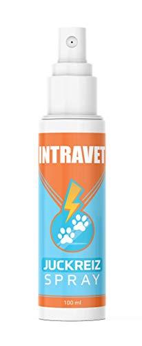 Saint Nutrition Intravet - Juckreiz Spray für Haustiere, Naturprodukt & HOCHWIRKSAM bei Juckreiz oder...