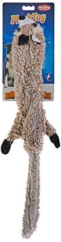 Nobby Plüsch Waschbär flach 61 cm