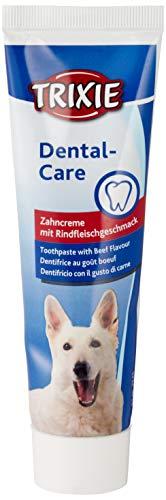 Trixie 2545 Zahncreme mit Fleischgeschmack, Hund, 100 g
