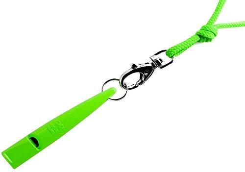 ACME Hundepfeife No. 211,5 + GRATIS Pfeifenband | Original aus England | Ideal für die Hundeausbildung |...