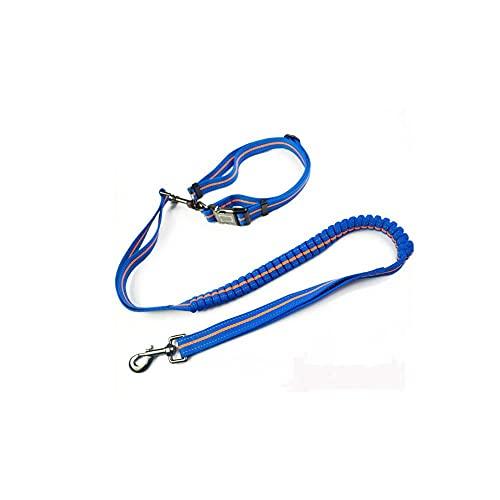 FEINENGSHUAIcwqys Hundeleine, EIN Traktionsseil, das für Haustiere geeignet ist, einziehbar, mit einem...