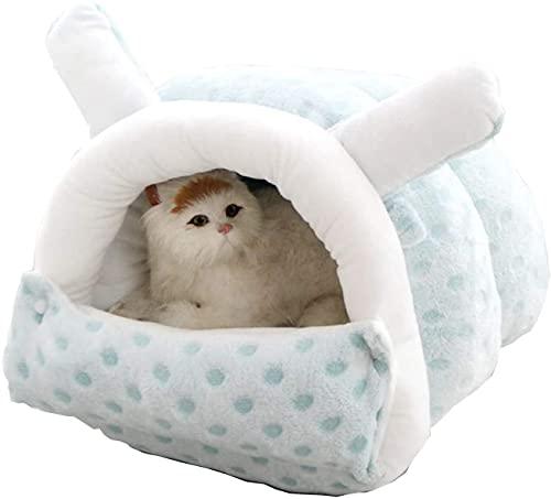 NYCUABT Katzen-Hängematte Das Flanell-PET-Hängematte kann zum einfachen Entfernen und Waschen angepasst...
