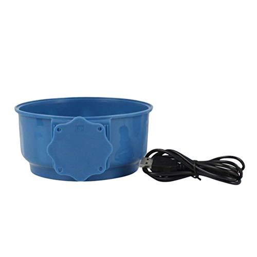 Beheizter Wassernapf für Haustier Beheizte Pet Bowl Hundenapf Futternapf Robust Konstante Temperatur...