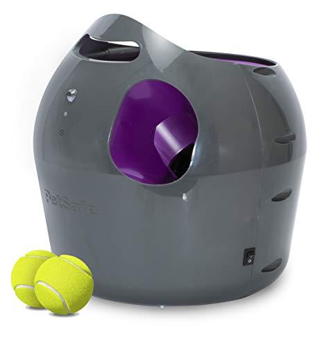 PetSafe Ballwurfmaschine für Hunde, Automatischer Ballwerfer, Wirft Tennisbälle für Hunde,...