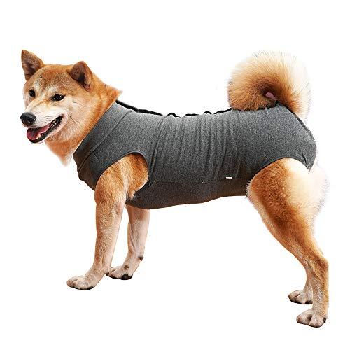Dotoner Krankenhausanzug für Hunde und Katzen, Wundschutz für Welpen, medizinische Kleidung, nach...