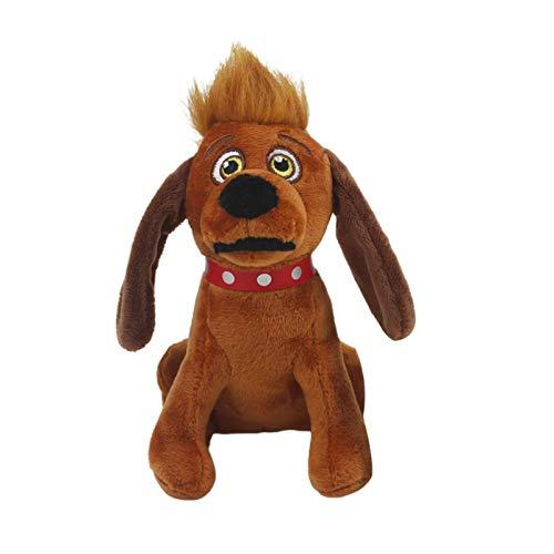 Weihnachtspuppe Sanft Realistischer Hund Plüschgeschenk Spielzeug Für Kinder ChristmasPlush Doll
