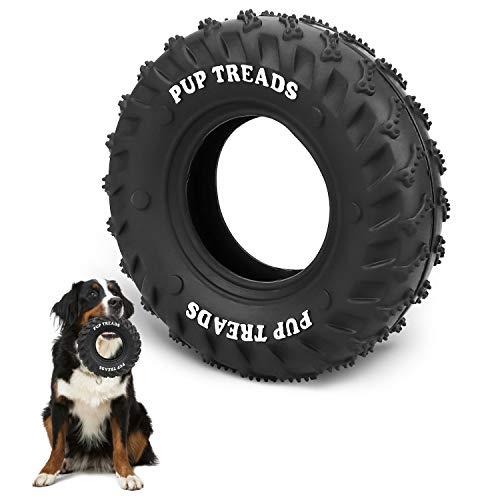 Hunde Spielsachen, ZSTKEKE Hund kauen Spielzeug Unzerstörbar interaktives Hundespielzeug für große...