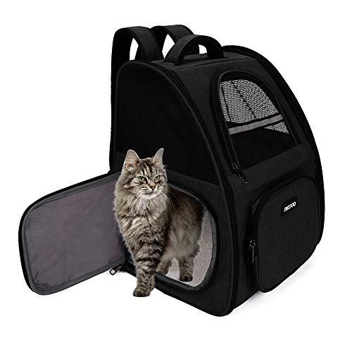 FREESOO Hunderucksack Katzenrucksack Rucksäcke für Kleine Hunde und Katzen, Haustiere Tragetasche...