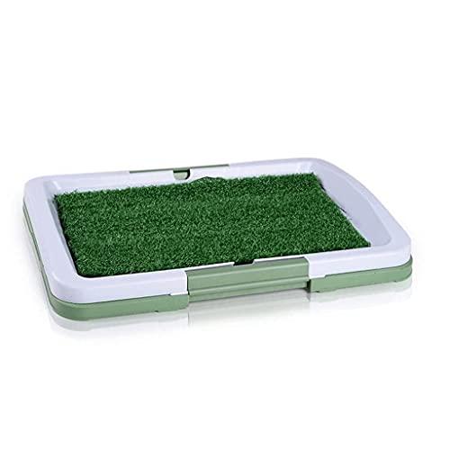 HONGLIUDSF Sauber und hygienisch Haustier Rasen Toilette Matte künstliche Gras Urinal pad für Hunde...