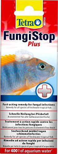 Tetra Medica FungiStop Plus, 20 ml, hilft bei Fischkrankheiten wie Pilzbefall