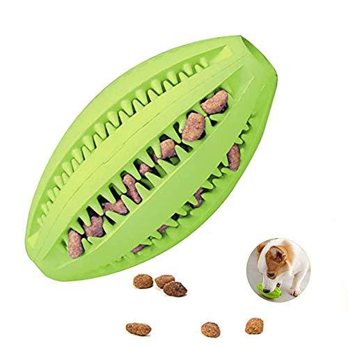 Langdy Hunde-Kauspielzeug, Leckerli-Spender für Hunde Zahnpflege,Kaustangen Hund unzerstörbar,...