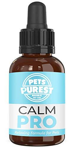 Pets Purest 100% Natürlicher beruhigungsmittel für Hunde, Katzen, Pferde Vögel Haustiere. Angst &...