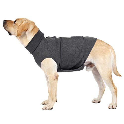 Heywean Beruhigungsweste für Hunde Hundejacke zur Linderung von Angstzuständen und Angstzuständen Hund...