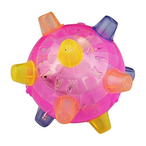 Ysang Springender Aktivierungsball für Hunde, langlebig, wiederverwendbar, niedlich, lustig,...